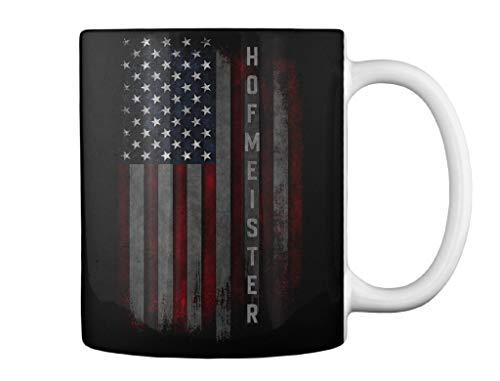 45b8f57a58eea Hofmeister family american flag Mug - Teespring Mug