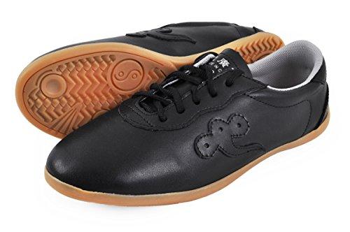 «qiankun» Chaussures Taiji Taiji Chaussures Noires «qiankun» 5wIqtdw