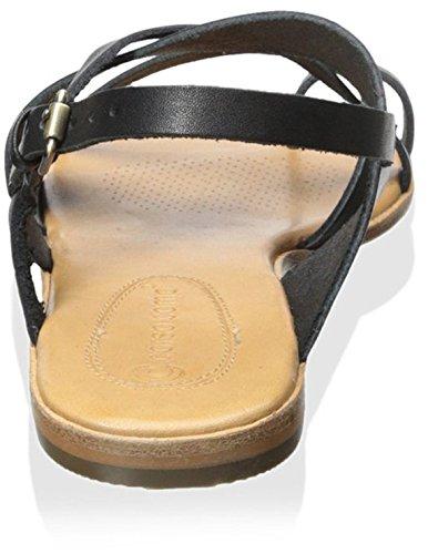 Sandal Carnival Women's Ring Toe Corso Black Como EfXZqWxT