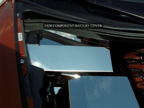 chrome car battery cover - 3