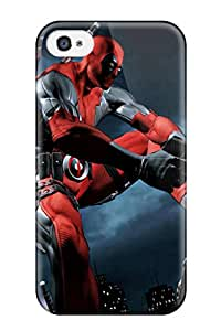 Premium [bTNNBtO4405OqHHd]deadpool Case For Iphone 4/4s- Eco-friendly Packaging
