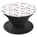 Pink Poodles - PopSockets Grip and Stand for Phones and Tablets