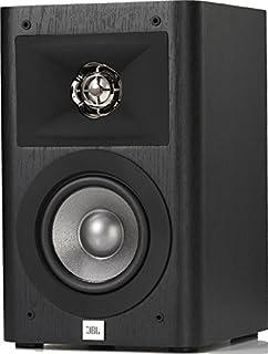 JBL Studio 220 BK - Altavoces de estantería, negro