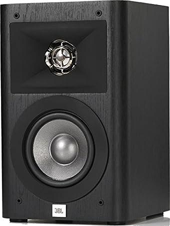 JBL Studio 220 BK Altavoces de estanter/ía negro
