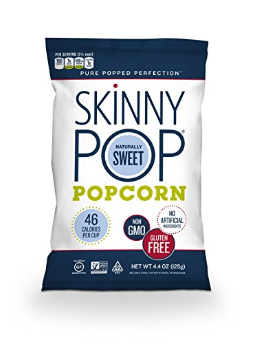 SkinnyPop Popcorn Naturally Sweet Ounce product image
