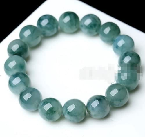 Natural Jadeite Jade Beaded Bracelet-Style 2