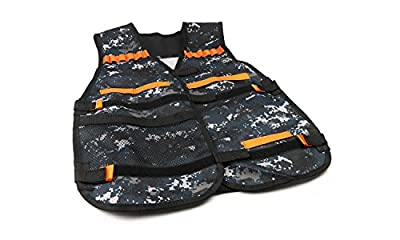 GFU Tactical Vest Jacket Kit for Nerf Toy Gun N-strike Elite Series by GFU