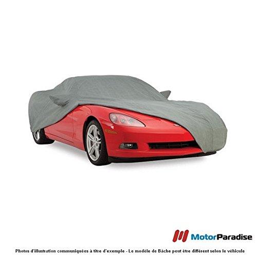Motorparadise Bâ che/Housse Protection pour Audi TT Roadster II (Typ.8J9) - [03/2007-06/2014] - HQ - Protection Totale Exté rieur