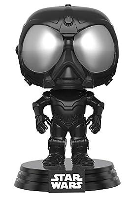 Funko Pop Star Wars: Rogue One - Death Star Droid (Black) Toy Figure