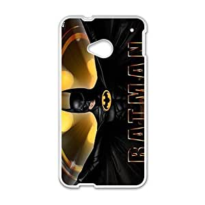 DAZHAHUI batman Phone Case for HTC One M7