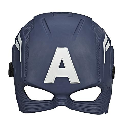 Marvel Avengers Captain America Basic Mask -