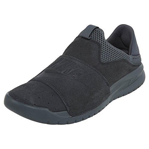 Nike Benassi Slip Antracit / Antracit-cool Grå 8MDHaBkTY