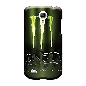 LeoSwiech Samsung Galaxy S4 Mini Great Hard Cell-phone Cases Allow Personal Design Vivid Monster Skin [SdB17358KOzu]