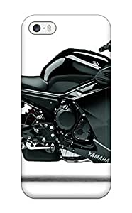 Tpu Shockproof/dirt-proof Yamaha Motorcycles Cover Case For Iphone(5/5s)
