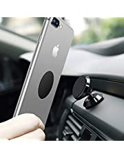 LURICO Magnetic Car Mount, 360 Rotation Car Phone Holder for Dashboard Cell Phone Cradle Mount Compatible, (LURICO)