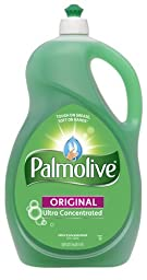 Ultra Palmolive Original 146080 Dishwashing Liquid, 50 oz Bottle (Case of 6)