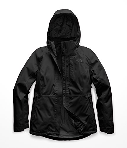The North Face Women's Inlux 2.0 Insulated Jacket - TNF Black - M