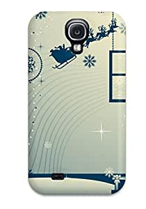 Adam L. Nguyen's Shop Fashionable Galaxy S4 Case Cover For Holiday Christmas Protective Case 2342845K38725484