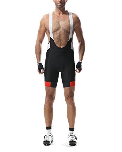 SANTIC Mens Elite Cycling Shorts