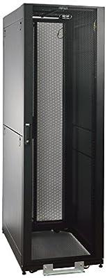 Tripp Lite SR42UBSD 42U Rack Enclosure 32 Inches Depth with Doors and Sides 3000lb Capacity