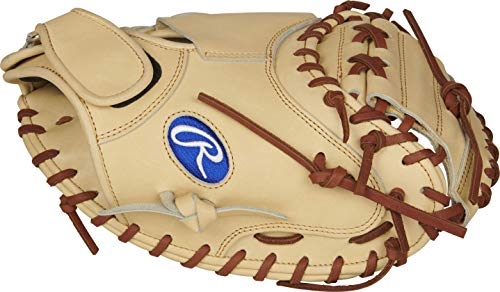 Rawlings Heart of The Hide Salvador Perez Model Catchers Glove, 32.5 inch, 1-Piece Solid Web