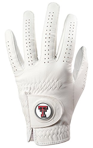 テキサスTechレッドRaiders Golf Glove & Ball Marker – Left Hand – XX Large   B00BPJEHZY