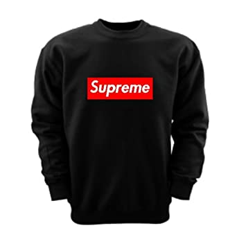 Supreme Sweater Medium  Amazon.co.uk  Clothing 0185509f572f