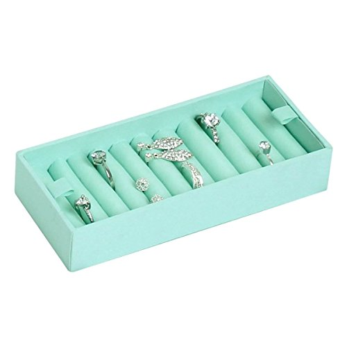 Dove Holder (STACKERS jewelry box | mint green ring holder stacker accessory for dove gray STACKERS)