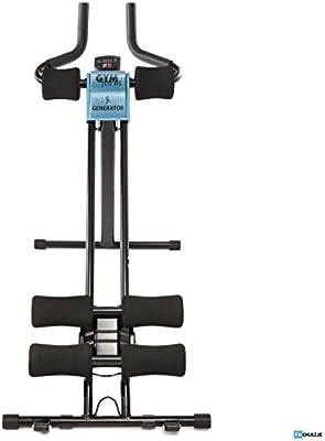 Gym Forma 5 Minutes Shaper/Entrenamiento Computer + de Entrenamiento y dietas Plan/para Entrenar Abdominales, Espalda, Brazos, piernas y glúteos: Amazon.es: Deportes y aire libre