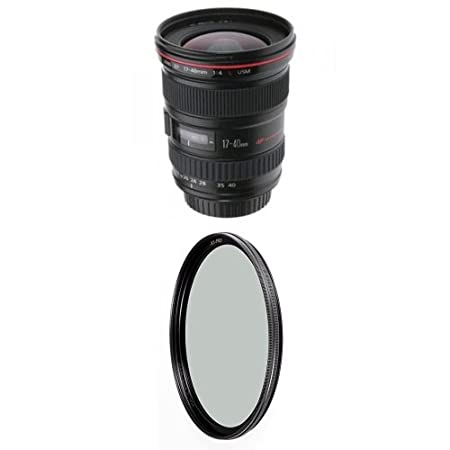 Review Canon EF 17-40mm f/4L