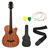 Zabel ZBTR08 Acoustic Guitar with truss rod Combo...
