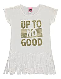 "Just 2 Cute Big Girls' ""Up to No Good"" Top"