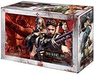 Resident Evil Deck Building Game Mercenaries (standalone or expansion)