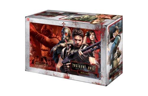 Resident Evil Deck Building Game Mercenaries Expansion