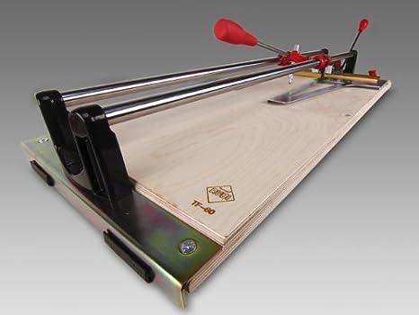 Rubi tagliapiastrelle tf meister 60 cm con valigetta per