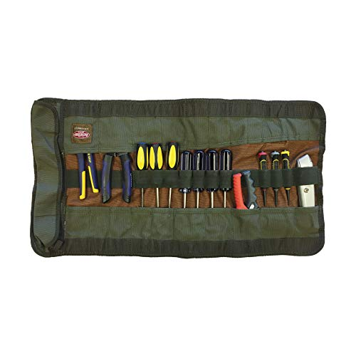 Bucket Boss Tool Roll in Brown, 70004