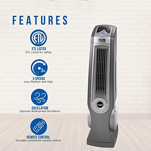 Buy lasko cyclone tower fan