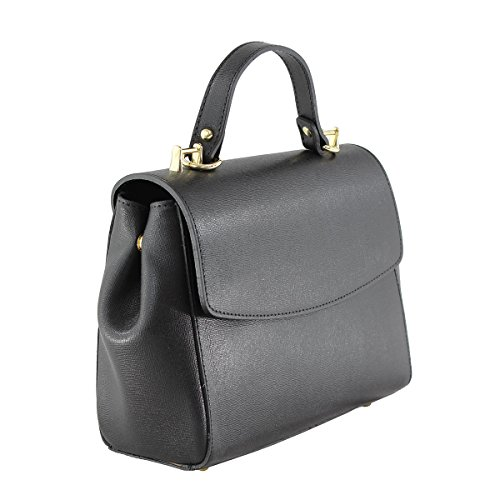 amp; Another Unique Tote Skin Black Taille Panda Cie Bag Womens dwqa6zdI7x