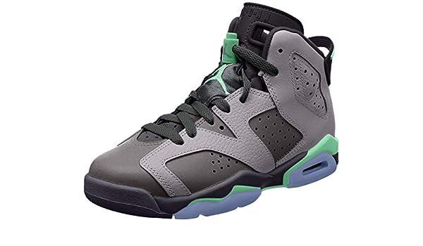Nike Air Jordan 6 Retro GG, Zapatillas de Baloncesto para Niñas ...