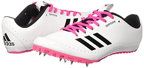 Femme Black shock core Sprintstar Multicolore S16 ftwr Adidas D'athltisme Pink Chaussures W White IvdzB