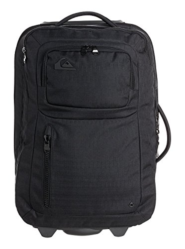 Quiksilver Men's Horizon Roller Luggage, Black, One Size by Quiksilver