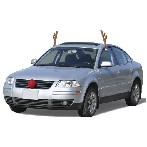 Reindeer Car Costume (Holiday Car Costume)