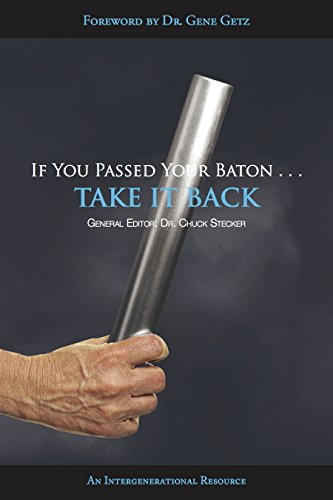 If You Passed Your Baton...TAKE IT BACK
