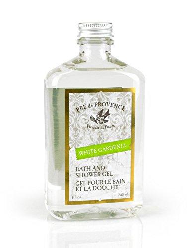 Pre De Provence blanc Gardenia bain & Gel douche
