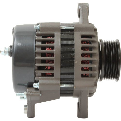 DB Electrical ADR0299 New Alternator For Mercruiser 4.3-5.7 1998-Up 8460, 350 Mag Mpi Horizon, Mercruiser 6.2-7.4L 1998-2016, Mercruiser Marine 20099 20800 113685 219232 19020601 19020609 400-12295