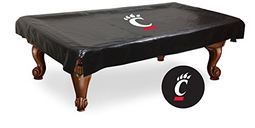 Cincinnati Bearcats Billiard Table Cover-8 by HBS