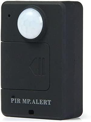 Monitor de alerta detector de movimiento PIR Sensor antirrobo ...