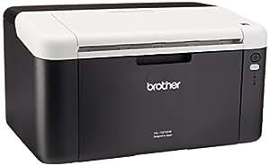 Impressora Laser Monocromática, Brother HL1212W, Preto