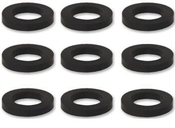 Beer Line Neoprene Coupling Washer - Set of 9