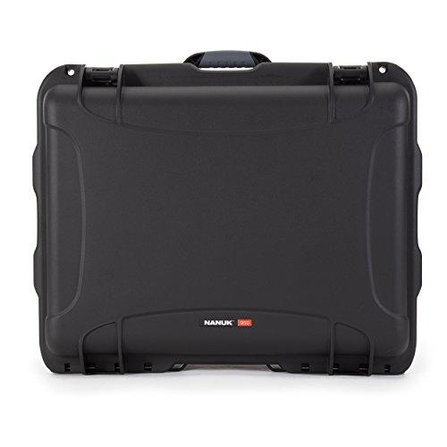 Nanuk 950 Waterproof Hard Case with Wheels Empty - Black